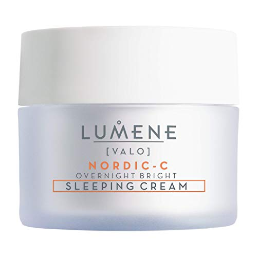 Lumene - Light Overnight Bright Sleeping Cream Contains Vitamin C - 50ml