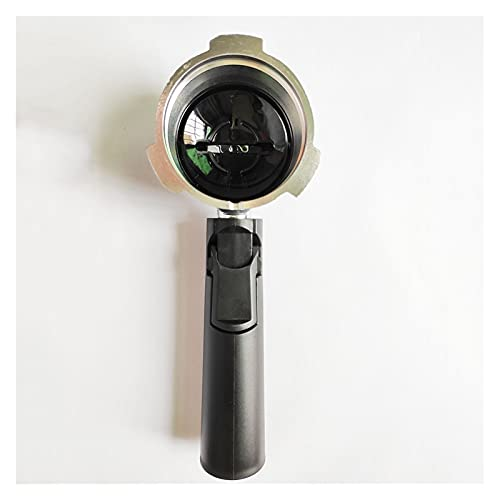 huazhuang-home 51mm Rękojeści do kawy Portafilter Fit dla profesjonalnych części ekspres do kawy Akcesoria do kawy