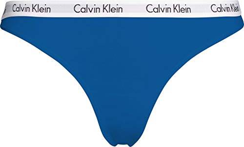 Calvin Klein String voor dames - blauw - XS