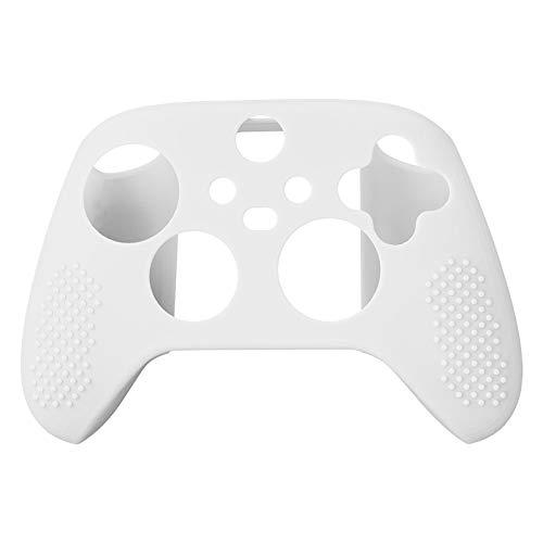 JSLING Capa de silicone para controle XBox Series S/X Capa protetora de borracha antiderrapante macia para controle XBox Series S/X sem fio Capa de gel de borracha --- Apenas capa