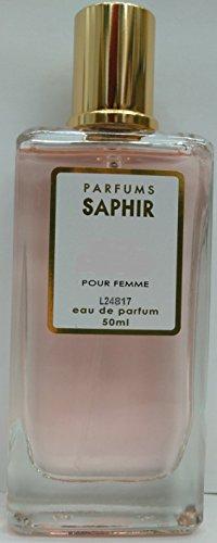 Pandemia De Valores Saphir Edp Vapo 50 Ml Idile De Saphir 300 ml