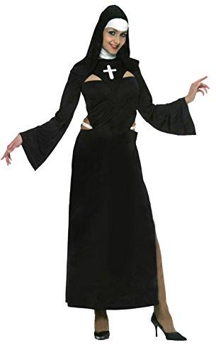Cesar - H624-001 - Costume - Déguisement Bonne Sœur - Taille 38/40