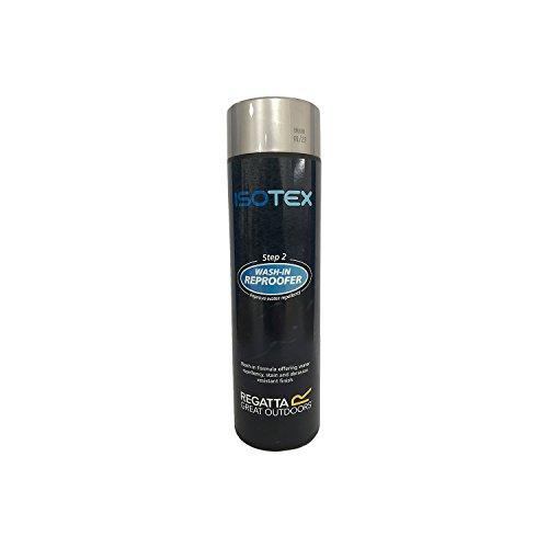Regatta Isotex FC002 Wash-In Reproofer Reinigungsmittel für Kleidung, erhöht die Widerstandsfähigkeit gegen Flecken und Abrieb