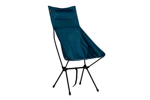 Vango - Micro Steel Tall Chair - Campingstuhl blau