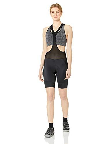 Craft Damen Essence Bib Shorts, Black, M
