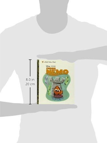 Finding Nemo Little Golden Book