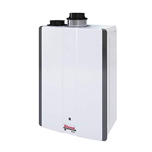 Rinnai RUCS Series SE Tankless Hot Water Heater: Indoor Installation