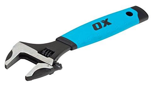 """OX Tools OX-P324510 Llave Inglesa, Multicolor, 10"""" (250mm)"""