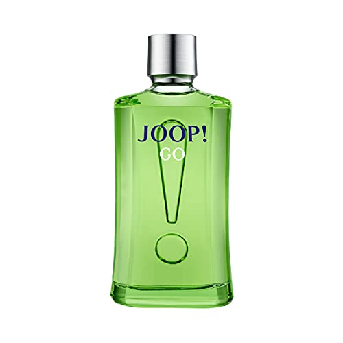 Joop Joop! go! eau de toilette for him holzig-fruchtiger herrenduft ein energiekick in form eines edt-sprays