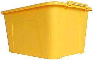 Lpiotyucwh Paniers et Boîtes De Rangement, Boîte de Rangement de Pile, boîtes de Verrouillage en Plastique, bac de Stockag...