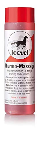 Leovet Thermo-Massage - 500 ml - Clear, Unisex, LEO3037