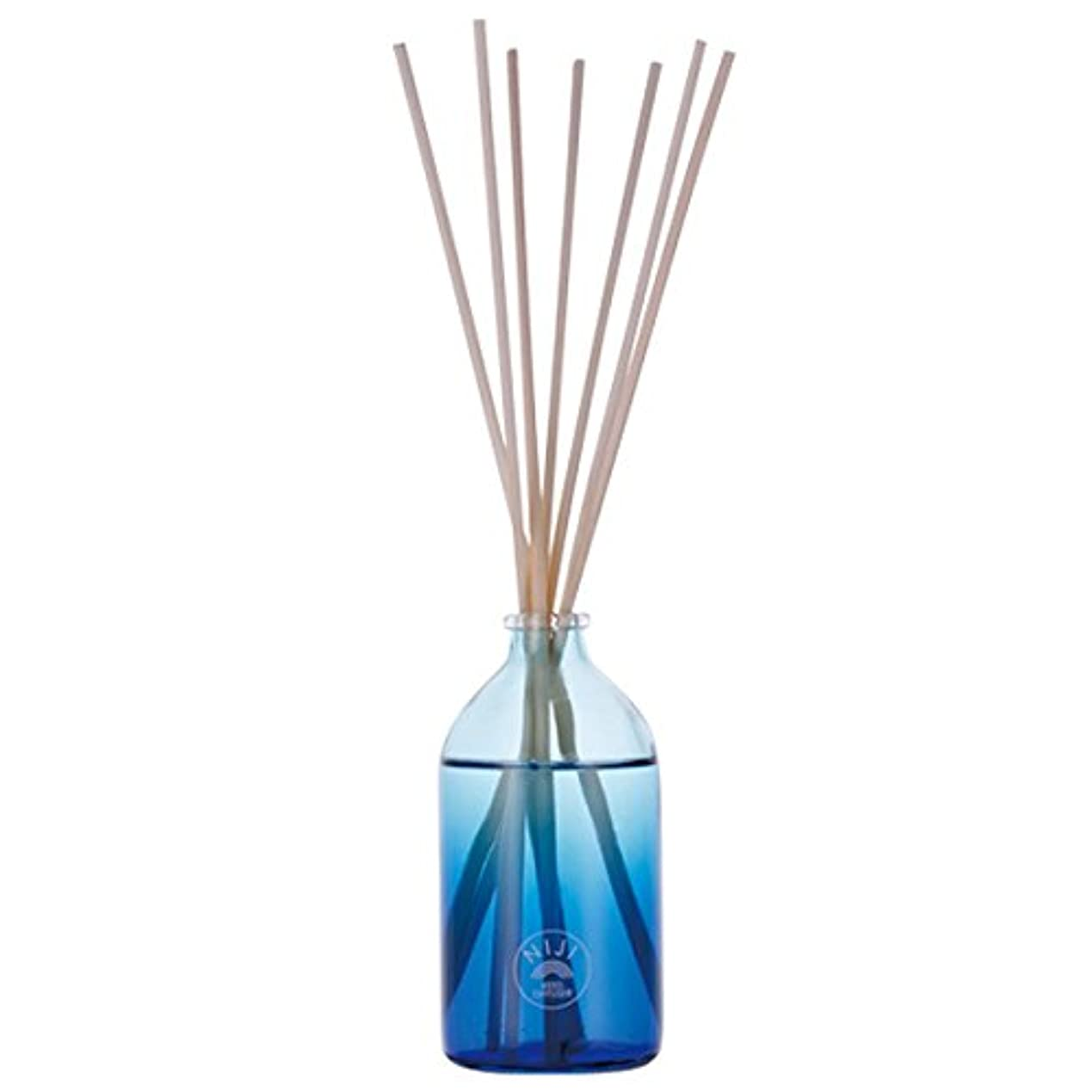 思春期の熟達慢性的大香 NIJI reed diffuser Bright blue Sky 100ml