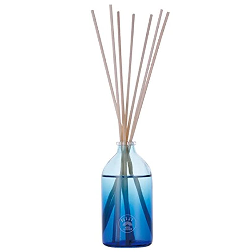 エキゾチック毎回解き明かす大香 NIJI reed diffuser Bright blue Sky 100ml