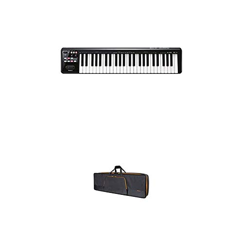 Roland A-49 MIDI Keyboard Controller with carry case