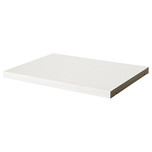"""IKEA Regaleinsatz für \""""Billy\""""-Bücherregale - Einsatz in 36x26cm - für 40cm breite und Regale 28cm tiefe Billy-Regale - WEISS"""