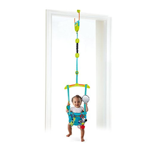 Bright Starts 10410 Bounce and Spring Deluxe Door Jumper - 2