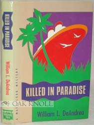 Killed in Paradise 0445408189 Book Cover