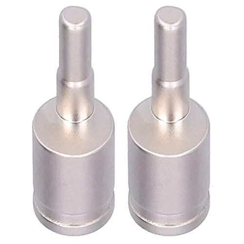Terminal de cable de alimentación, cobre puro, niquelado, 2 acopladores de línea de alimentación 4GA resistentes al ácido y al óxido para inversores para baterías para aplicaciones