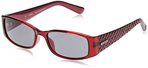 Guess Gu7259-55f63 Gafas de sol, Rojo (Red), 55 para Mujer