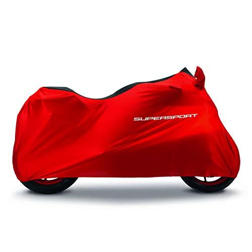 Ducati Supersport Abdecktuch Abdeckplane rot