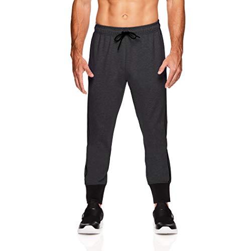 Gaiam Men's Foundation Fleece Yoga Pants