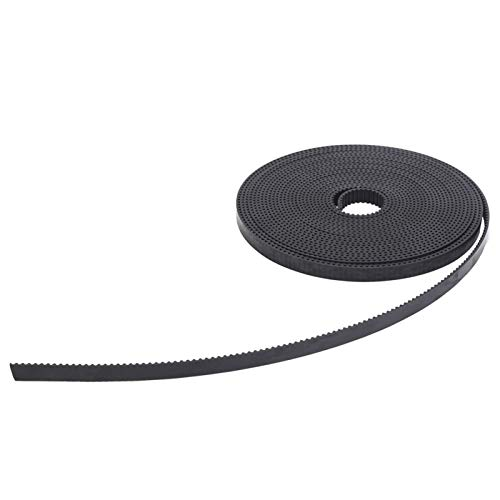 2GT‑6mm, Timing Pulley Belt, Industrial Supply 3D Printer Belt,(5M)
