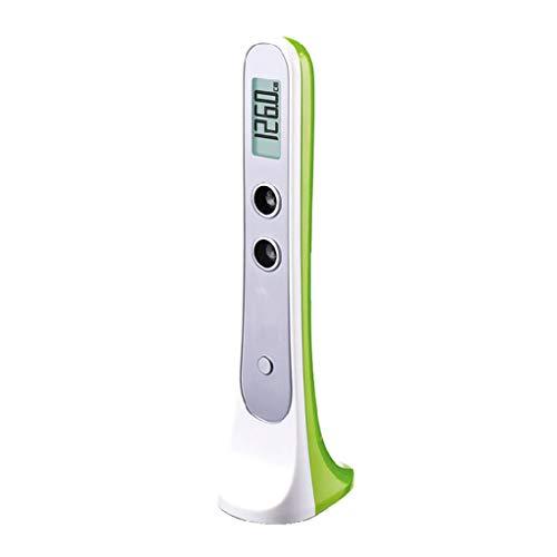 VOVOL - Regla de medición de altura ultrasónica con pantalla LCD digital, dispositivo de medición de precisión para adultos y niños ✅