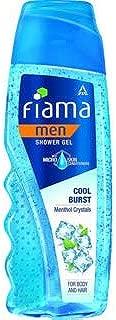 Fiama body wash, buy 2 get 1free. (Menthol crystals)