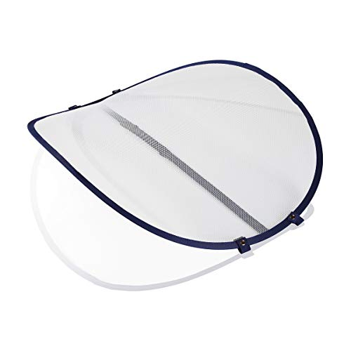 Leifheit Sèche Linge Sensitive Air, étendoir pour linge délicat, filet de séchage courbé pour une circulation optimale de l'air, facile à plier