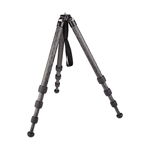Really Right Stuff TFC-14 Series 1 4-Leg Sections Mk2 Fixed Apex Carbon Fiber Tripod, Payload 50 lb, Max. Height 47.1""