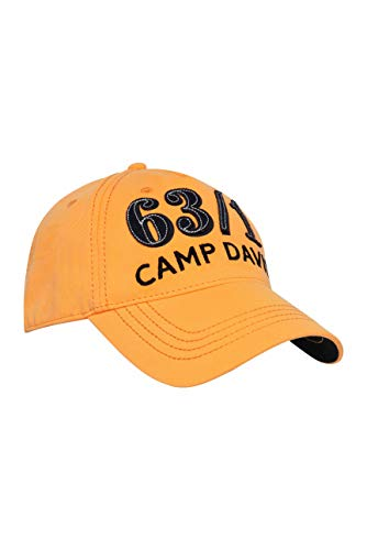 Camp David Herren Base Cap Stone Washed mit Artwork