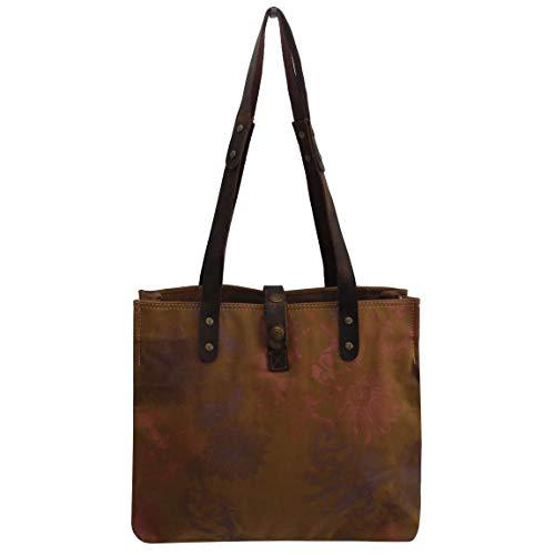 Harolds - dieses Angebot wird - präsentiert von ZMOKA HRO-DHAT-4539-CM - Bolso al hombro para mujer Marrón marrón claro