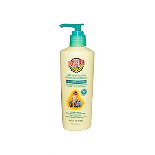 Earths Best Organic Everyday Lotion Lavender - 7 fl oz - Pack of 1