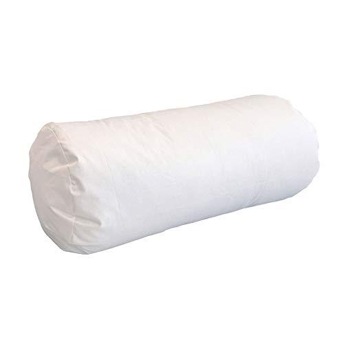 Schäfer Nackenrolle | gefüllt mit 100% Daunen | extra weich | 15x40 cm