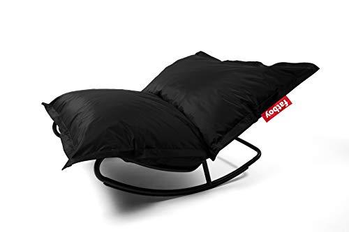 Fatboy Original n Roll Bean Bag Rocking Chair, Black