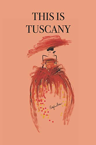 This is Tuscany: Stylishly illustrated little notebook is the perfect accessory to accompany you on your visit to this beautiful region of Italy.