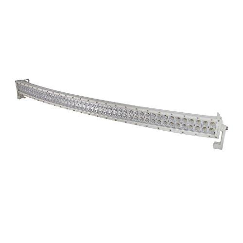 "heise LED Lighting Systems heise Dual Row Marino Curved LED Light Bar–42"""