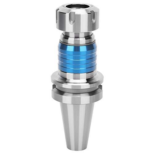 VINGVO Soporte cónico de sujeción, Soporte de roscado CNC eficiente telescópico 20CrMnTi BT40 ‑ ETP32‑100 para roscado de Alambre de sujeción