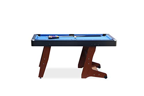 Rack Drogon 5.5-Foot Folding Billiard/Pool Table