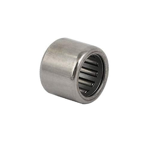 X-DREE Rodamiento de rodillos de copa dibujada de complemento completo de metal de 13 mm x 9 mm x 10 mm (3c04e850399f4180e61f56c02e8026c6)