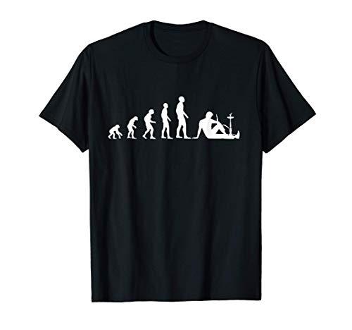 Shisha Bar Wasserpfeife Hookah T-Shirt