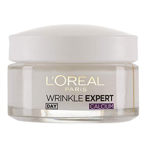 LOréal Paris, dagkräm för kvinnor över 55 år, Wrinkle Expert 55 Plus, 50 ml