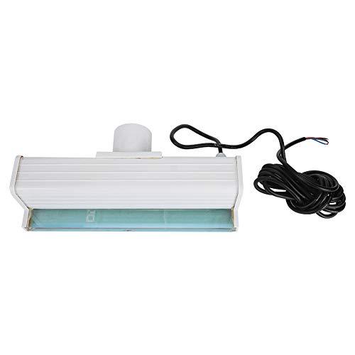 Pissente Pool Lichter, ABS LED Wasserfalllichter mit 10 Beleuchtungsmodi für Poolteich-Fischteiche-Wasserlandschaftsdekoration, 12V
