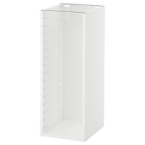 METOD - Marco de armario (30 x 80 cm), color blanco