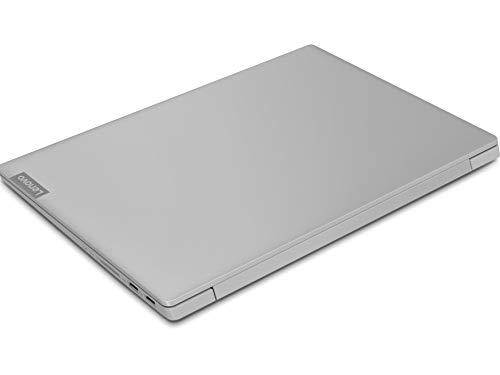 Lenovo Ideapad S340 Intel Core i5 10th Gen 15.6 inch FHD Thin and Light Laptop (4GB/1TB+256GB SSD/Windows 10/Office/NVIDIA MX250 2GB Graphics/Platinum Grey/1.8Kg), 81WL0052IN