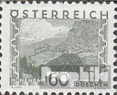 Autriche 542 1932 Timbre-Poste (Timbres pour Les collectionneurs) Paysages