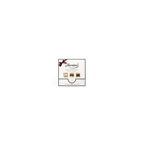 Thorntons Cioccolato continentale Parcel (432g) (Confezione da 6)
