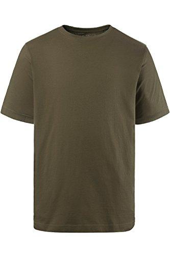 JP 1880 T-Shirt Rundhals, Cachi, XXXXXXXXL Uomo