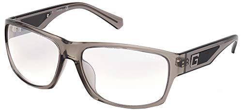 Guess Gafas de Sol GU00006 Grey/Clear 63/16/130 hombre