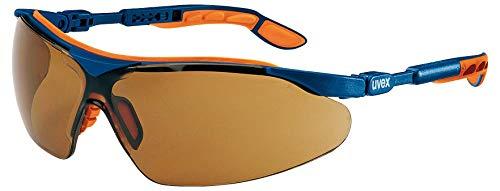 Uvex-IVO Gafas Protectoras - Seguridad Trabajo - Lentes Marrones